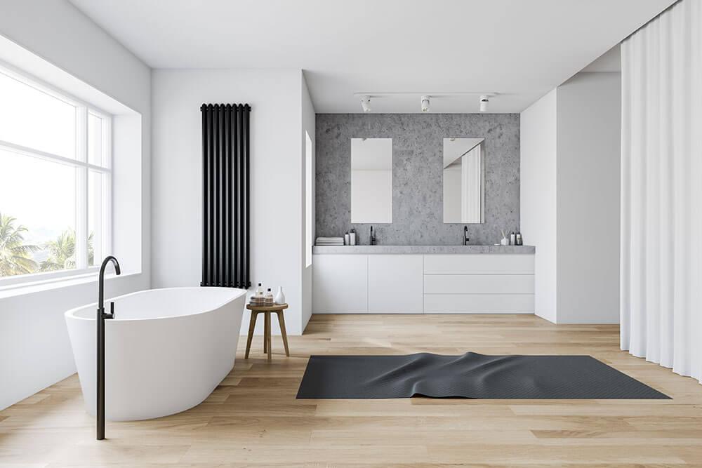 Glen Iris Bespoke bathroom design