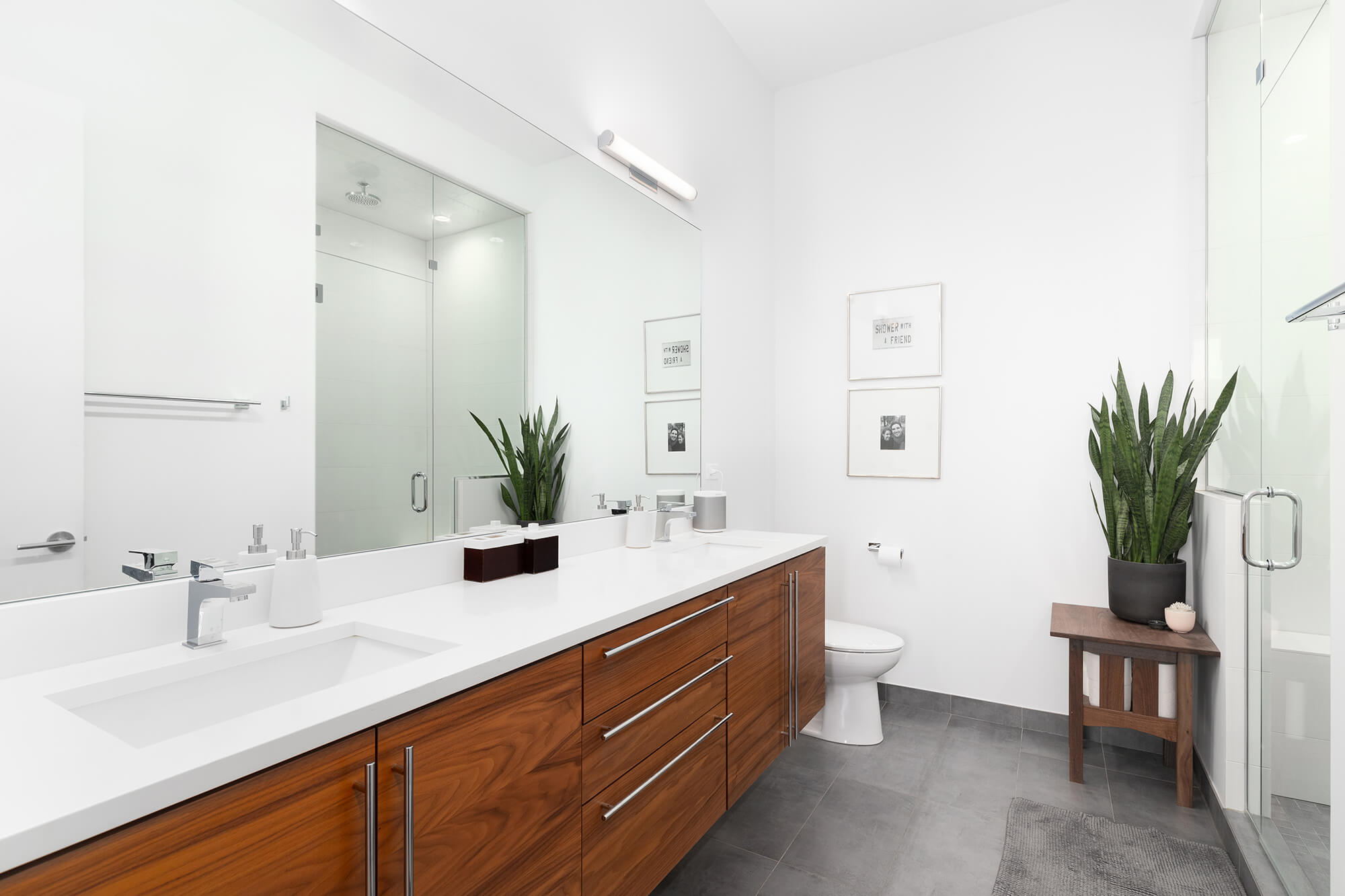 Glen Iris bathroom works
