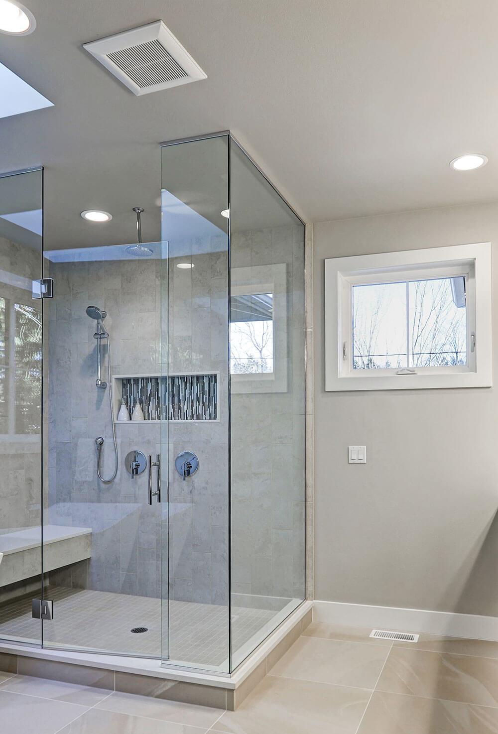 Glen Iris shower renovation